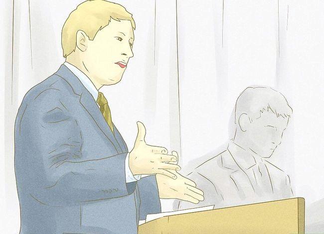 Hvordan være en god deltager i en debat