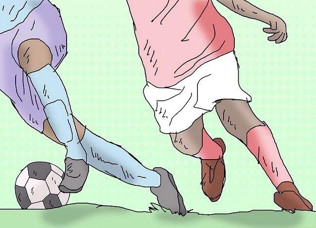 Billede med titlen Play Defender (Soccer) Trin 2
