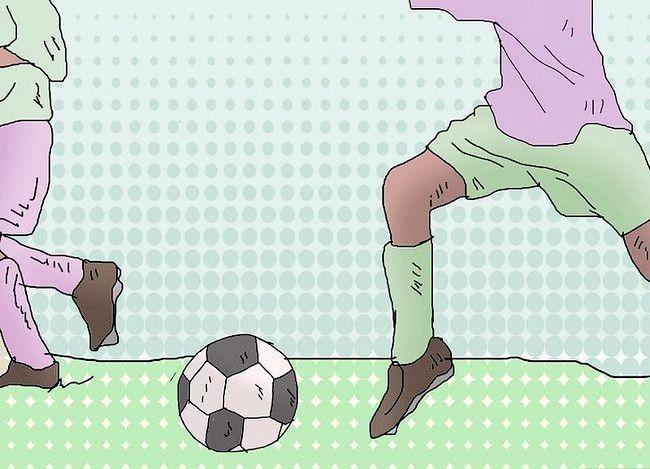 Billede med titlen Play Defender (Soccer) Trin 3