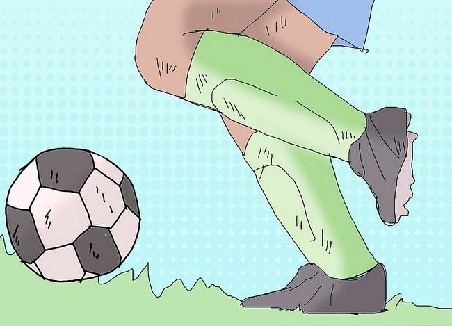 Billede med titlen Play Defender (Soccer) Trin 8