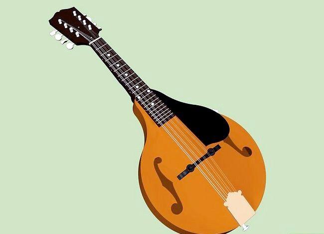 Sådan spiller du mandolin