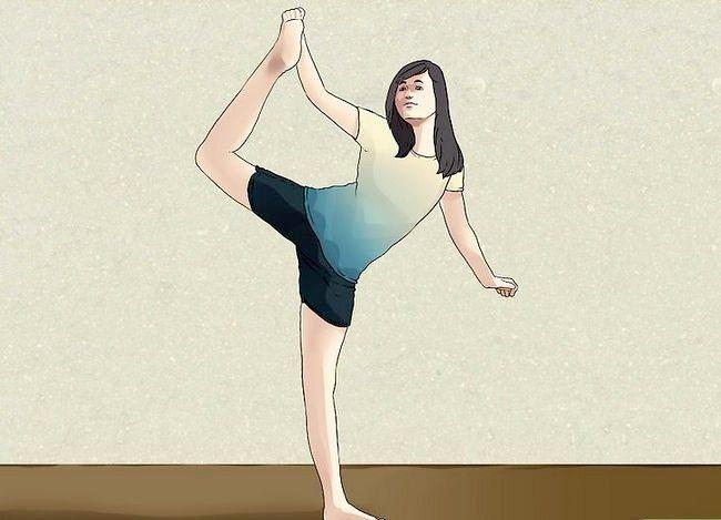 Billedbetegnelse Gør dine fødder berør dit hoved Trin 11