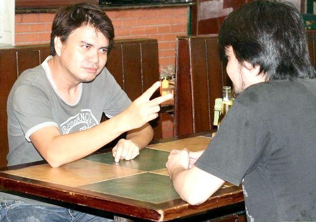 Hvordan man drikker to øl, før nogen tager to skud
