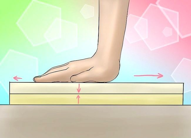 Billedbetegnelse Spray Kontakt Adhesive Trin 12