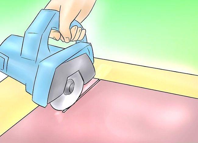 Billedbetegnelse Spray Kontakt Adhesive Trin 14
