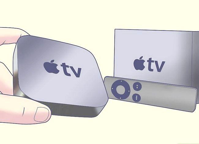 Sådan bruger du Apple TV