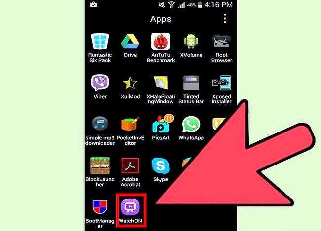 Sådan bruger du Samsung Galaxy S4 som fjernbetjening til fjernsyn