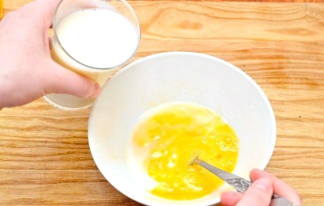 Billedbetegnelse Brug Sour Milk Trin 3