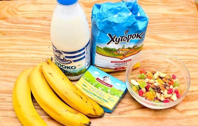 Billedbetegnelse Brug Overripe Bananer Trin 6