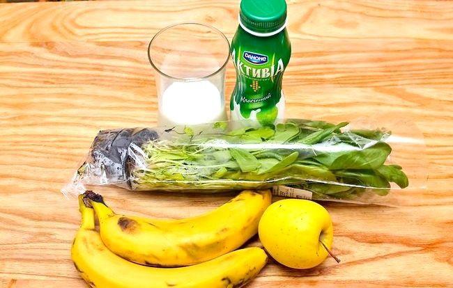 Billedbetegnelse Brug Overripe Bananer Trin 1
