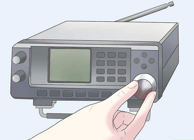 Billedbetegnelse Brug et Shortwave Radio Trin 4