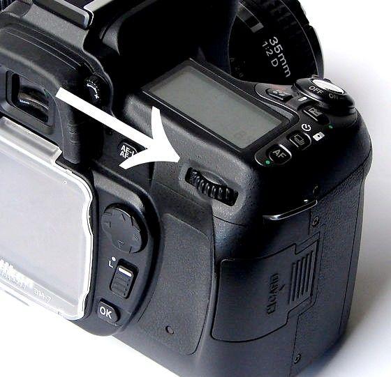 Sådan bruges et Nikon Digital SLR-kamera