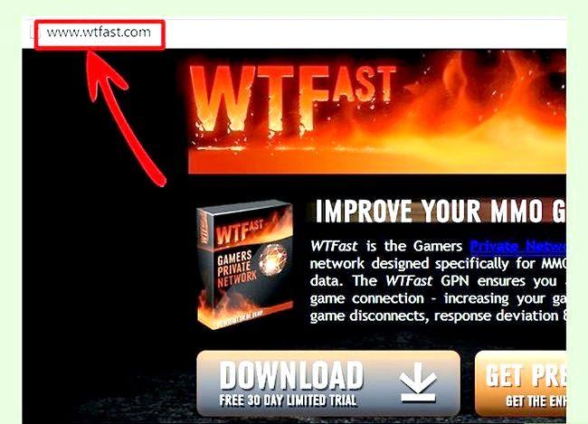Sådan bruger du WTFast