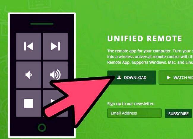 Sådan bruger du Unified Remote på Android