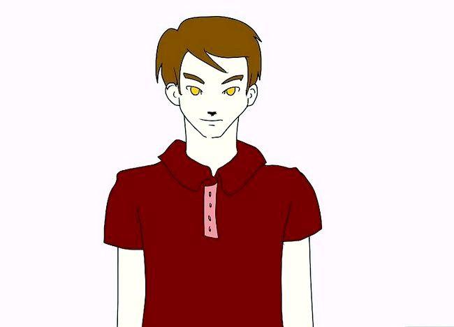 Billed betegnet Kjole korrekt til bryllup (Mænd, Teen drenge og Børn) Trin 1