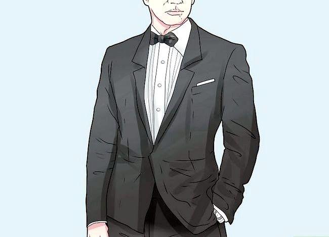 Hvordan man klæder sig som James Bond