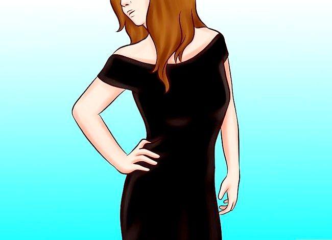 Billede med titel Wear Black Trin 3