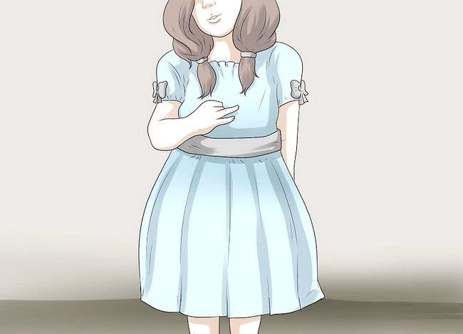 Billede med titlen Kjole til en baby` class=