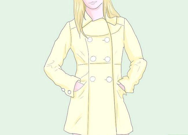 Billede med titlen Kjole som et mod Trin 7