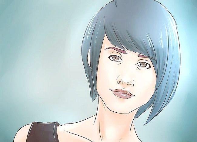 Billede med titlen Look Emo Step 1