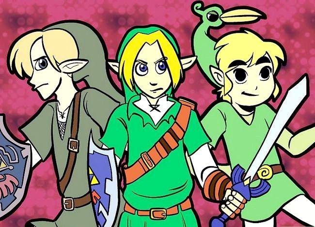 Sådan klæder du som Link of The Legend of Zelda