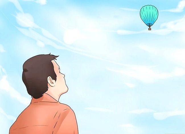 Sådan flyver du en luftballon